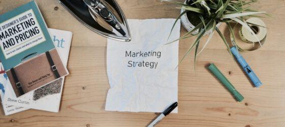 Succesvolle online marketing strategie